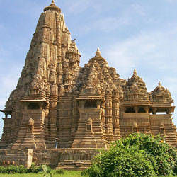 Western Group Of Temples in Khajuraho