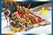 White Water Rafting in Cairns in Cairns