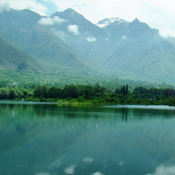 Wular Lake in Srinagar
