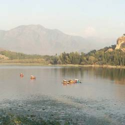 Wular Lake in Anantnag