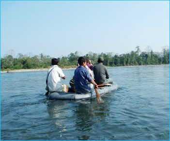 Yamuna River in Yamunotri