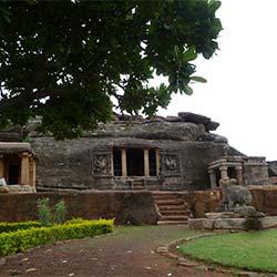 Yeniar Shrines in Aihole