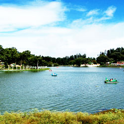 Yercaud Lake in Salem