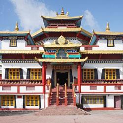 Zang Dhok Palri Phodang in Kalimpong