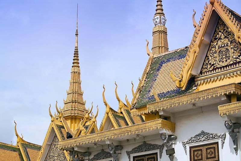 Phnom Penh - Siem Reap - Sihanoukvile 6 Days