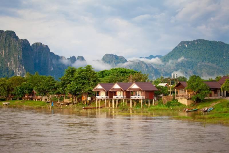 Essentials Of Laos 5 Days / 4 Nights