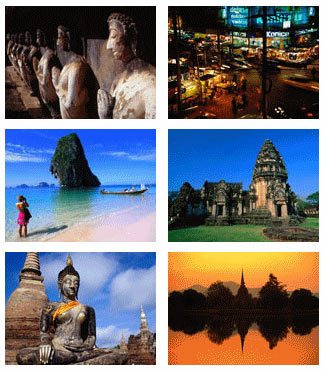 Thailand - Malaysia & Singapore Tour