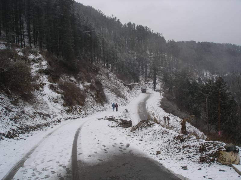 Golden Triangle With Shimla Tour