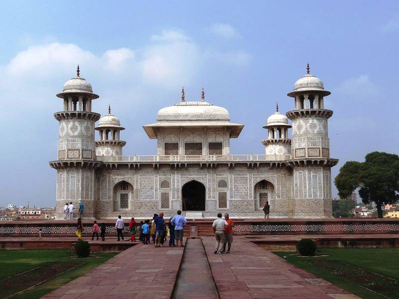 Taj Mahal With Bharatpur Tour