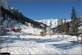 Delhi Manali Volvo Packages