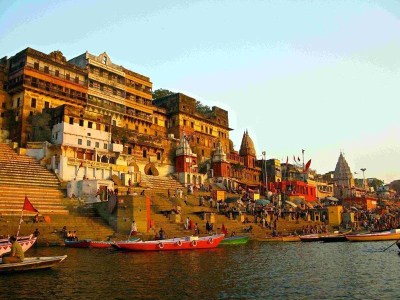 Kathmandu - Pokhara - Varanasi Tour