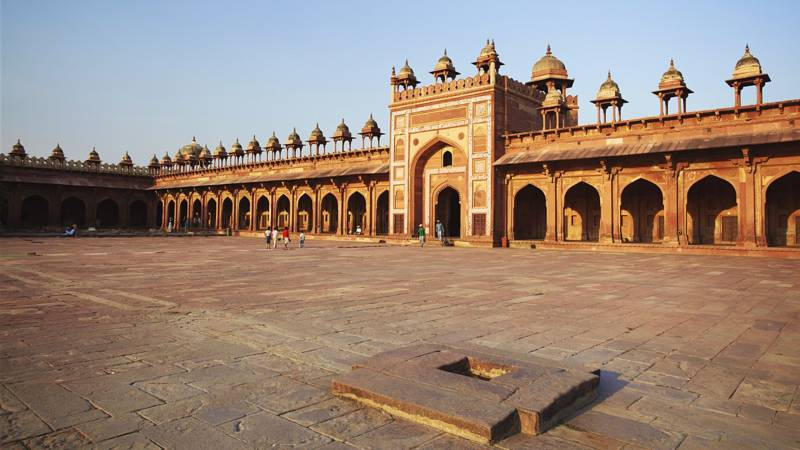 Golden Triangle Car Tour Package
