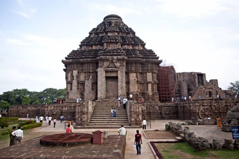 Puri Konark Tour Package