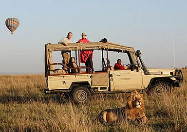 13-day Best Highlights Of Kenya And Tanzania Package