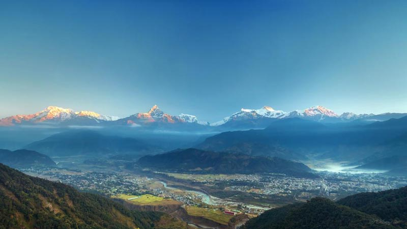 Nepal & India's Golden Triangle Tour Package