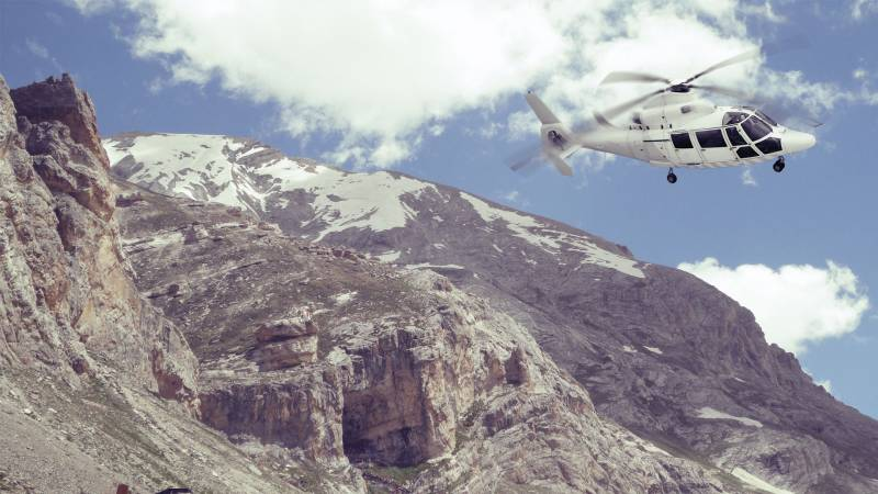 Amarnath Helicopter Luxury Baltal Huts