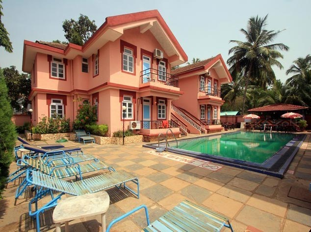 Resort Tio , 3 Star Calangute Beach  Tour