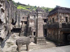 Lonar Lake Ajanta Caves Ellora Caves Tour