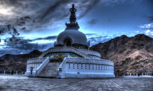 Leh Ladakh Via Manali Tour