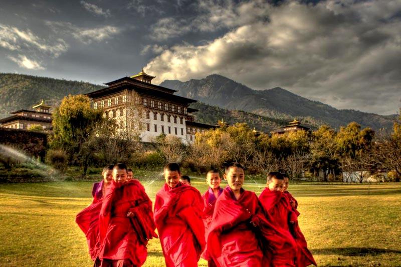 Sikkim & Bhutan Tour