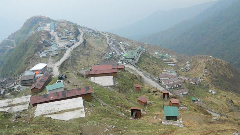 Rural Area In Sikkim Tour