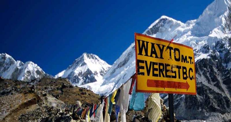 Everest Base Camp Trek Package