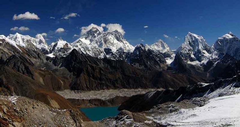 Everest High Pass Trek Package