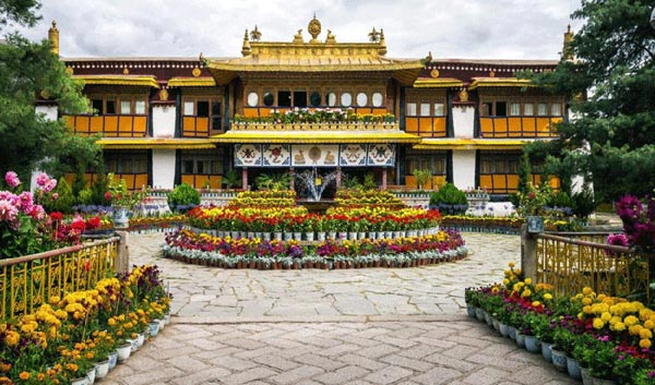 Tibet Overland Tour - 7/8 Days Package