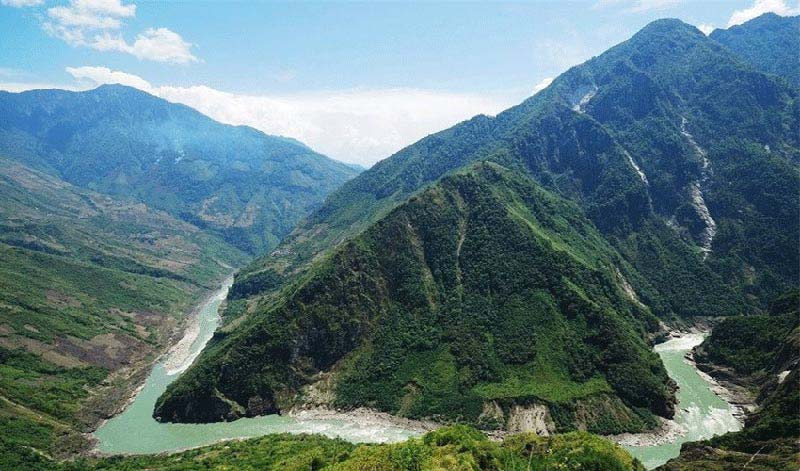 Tibet Yarlung Tsangpo Grand Canyon Tour Package
