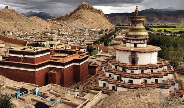 Tibet Ebc With Kathmandu Tour Package