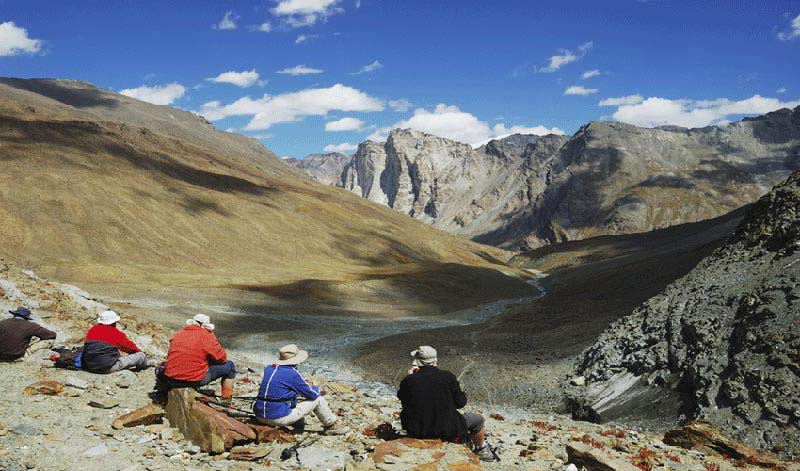 Ladakh Zanskar Trek Package