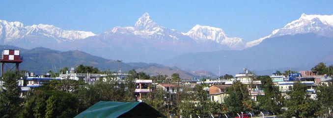 Kathmandu - Pokhara 4 Day Tour Package