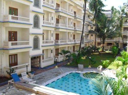 Service Apartment In Calangute Goa