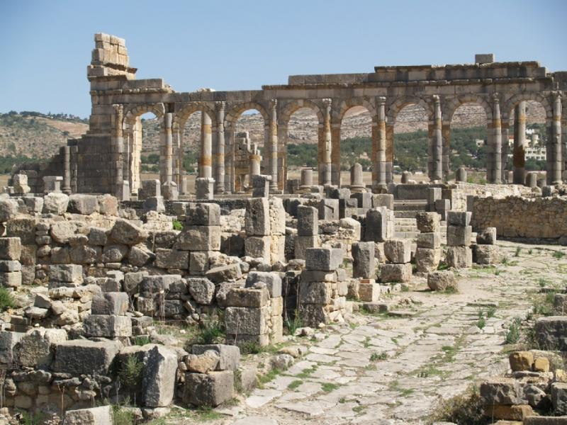Meknes And Volubilis Day Tour