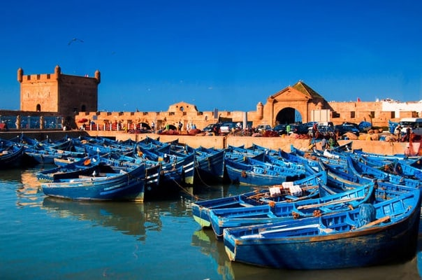 Day Tour To Essaouira