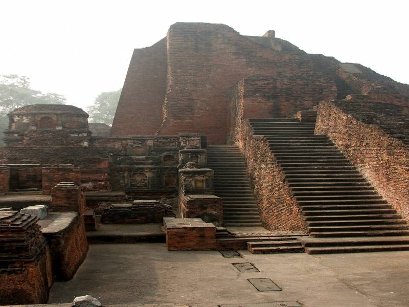 Buddha Circuit Nalnda Tour