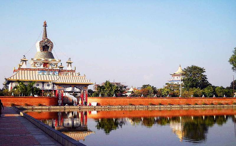Buddha Circuit Tour- VIA Lumbini