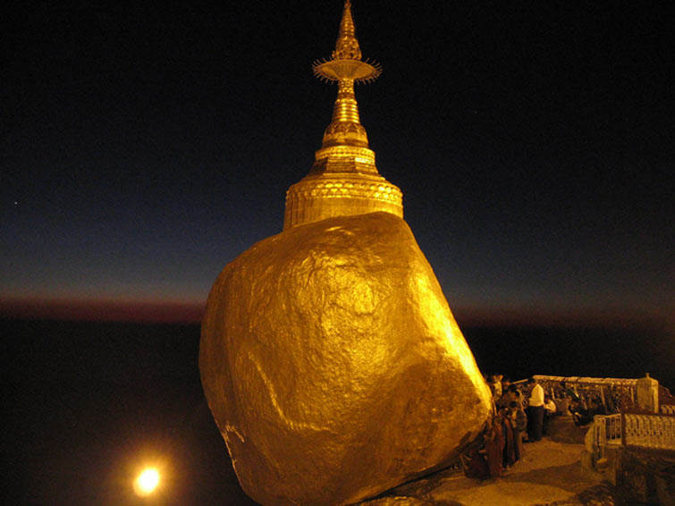 Short Visit In Myanmar Tour
