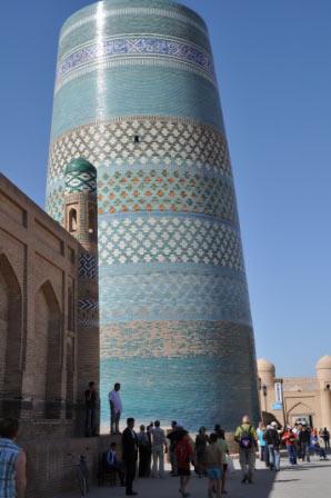 One Night In Each City Trip To Uzbekistan