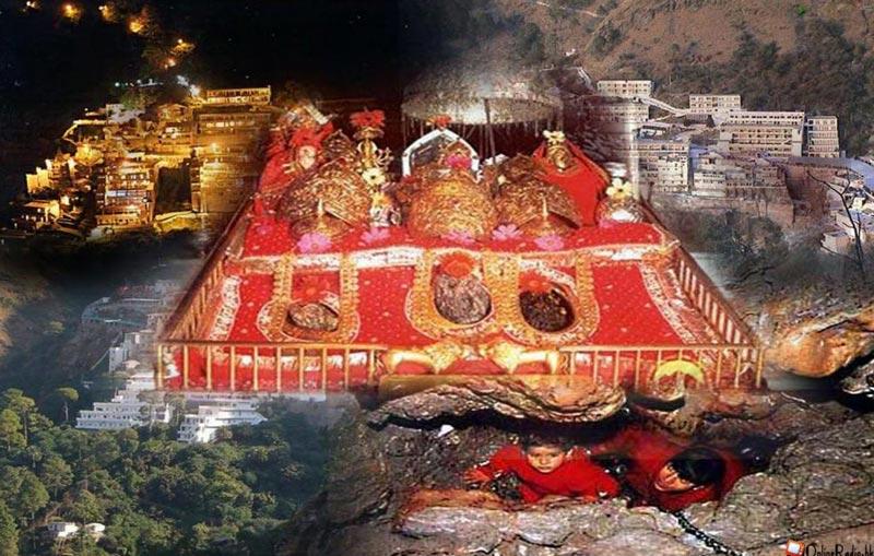 Vaishno Devi With Patnitop Or Shivkhori And Jammu Sight-Seeing Tour
