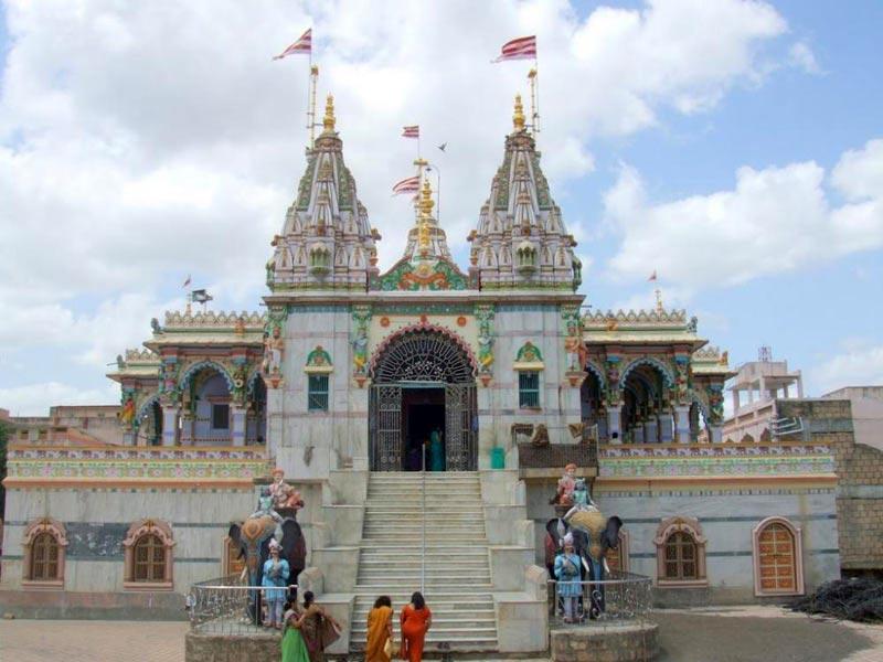 Saurashtra Darshan Tour Package From Ahmedabad