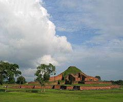 Trip To Paharpur (Single Largest Buddhist Monastery In The World)