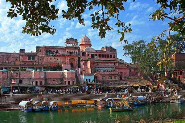 Varanasi - Gaya - Allahabad - Chitrakoot Tour