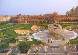 Golden Rajasthan With Taj Mahal