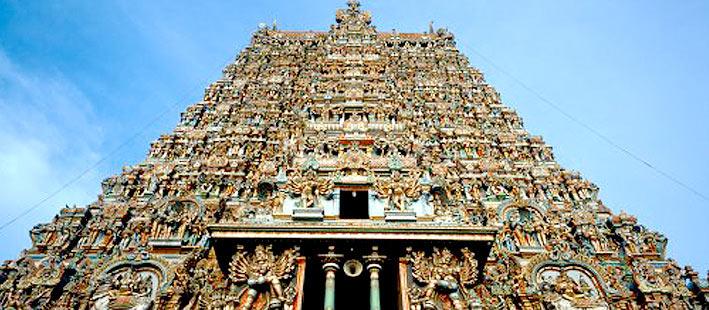 Madurai - Rameshwaram - Kanyakumari 2N/3D Pilgrimage Tour