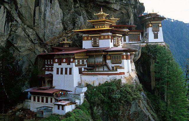 Bhutan Tours - Phuentsholing - Thimphu - Paro