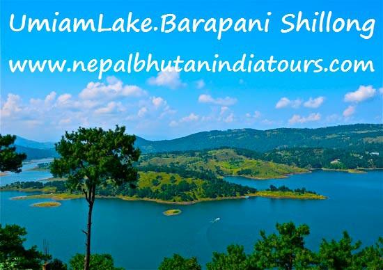 Guwahati - Shillong - Meghalaya - Cherrapunji Tours