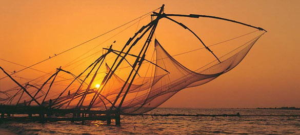 Spice Land Of Kerala Tour