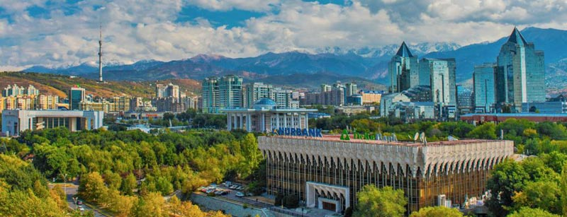Wow Almaty Tour Package