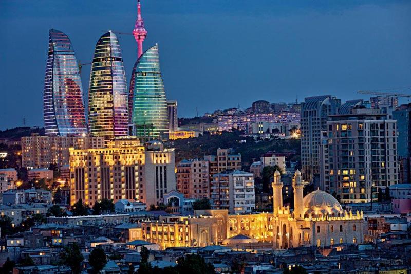 Baku+Tashkent Tour